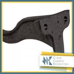 Arm, the size – mm, Cast for a radiator