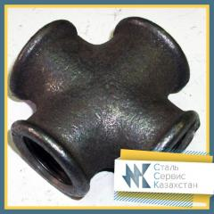 Cross pig-iron, size of 20x20 mm, GOST 8951-75,