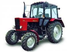 MTZ 82.1 tractor and its modifications