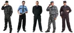 Униформа для охраны