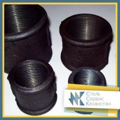 Coupling pig-iron, size of 15 mm, GOST 8954-75,