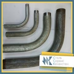 Branch is bent, the size is 15 mm, GOST 3262-76,