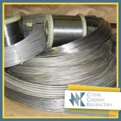The wire nichrom, the size is 1 mm, Steel h23yu5