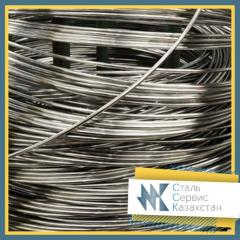 The wire is spring, the size is 0.14 mm, GOST