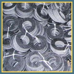 Прокладки паронитовые кольцо 80 мм