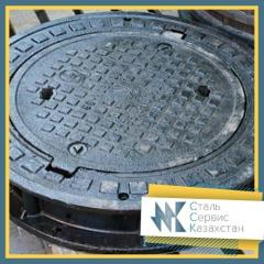Hatch pig-iron, DB size of mm, DB lattice drain