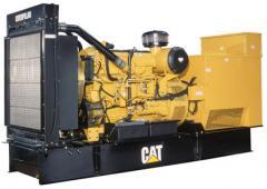 Дизельная электростанция Caterpillar 3456 (220 кВт