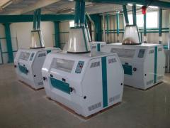 Mill complexes, flour-grinding equipmen