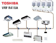 Системы кондиционирования воздуха VRF система