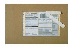 Пластиковый конверт самоклеящийся многократного