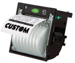 Thermal printer of checks of Custom PLUS II