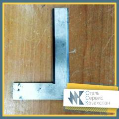Square steel, size of 25 mm, TU 3-2001