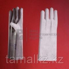 Перчатки диэлектрические резиновые (шовные)