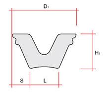 Уплотнение НЧБ (драга 80 л)