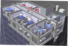 Design of air conditioning systems of office