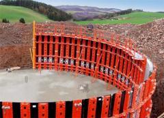 Round timbering, RundFlex Plus