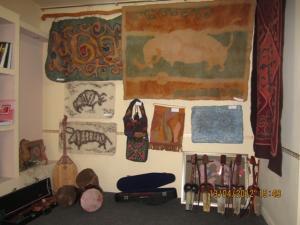 Kazakh manual products