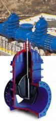 Клиновые задвижки больших размеров DN 450, 500 и 600