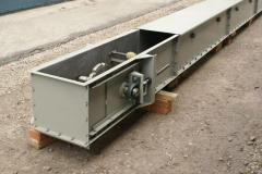 Conveyors, conveyors scraper for bulk products
