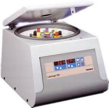 Test-tube centrifuges