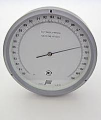 Aneroid barometers