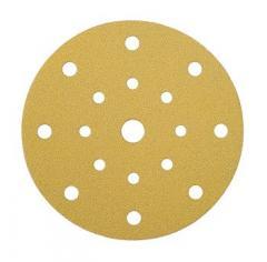 Mirka Gold шлифовальный диск 150 мм, 7 отверстий