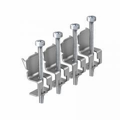 Универсальный комплект крепежных углов для 4х точек фиксации GES UB4
