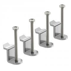 Универсальный комплект крепежных углов типа 2 для 4х точек фиксации GESUB2 4