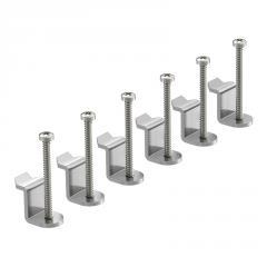 Универсальный комплект крепежных углов типа 2 для 6ти точек фиксации GESUB2 6