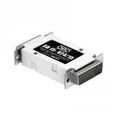 Устройство высокочувствительной защиты для 15-полюсных интерфесов RS232 SD15-V24 15