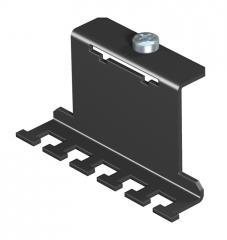 Фиксатор для разгрузки от натяжения, для монтажной рамки MTU ZE