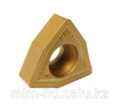 Hard-alloy plate of WCMX 06T308 Tomsk tool