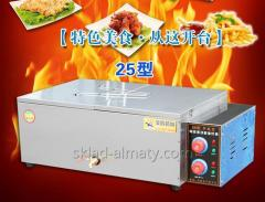 Deep fryer of professional 25 l