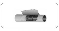 Промышленный шланг для воды и воздуха TRICOFLEX