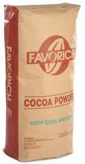 FAVORICH какао-порошок натуральный