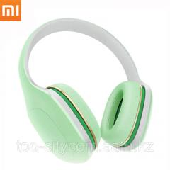 Наушники Xiaomi Mi Headphones EASY. Зеленые