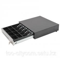 Денежный (кассовый) ящик MERCURY CD-460 cash drawer silver/black (черно-серебристый)