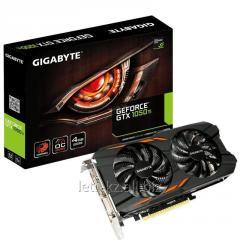 Видеокарта Gigabyte GeForce GTX 1050Ti Windforce OC GV-N105TWF2OC-4GD (Art:904435527)
