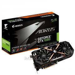 Видеокарта Gigabyte AORUS GeForce® GTX 1080 Xtreme Edition 8G GVN1080AX8-00-G (Art:904448652)