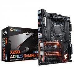 Материнская плата Gigabyte X299 AORUS Gaming 3 GAX29ARG7-00-GA (Art:904450563)