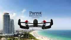 Квадрокоптер Parrot Bebop Red (красный)