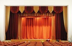 Concert curtain