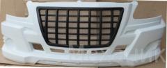 Бампер Ауди-Спорт белый  с 2003 года выпуска.