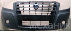 Бампер передний под ПТФ A21R23-2803012-10
