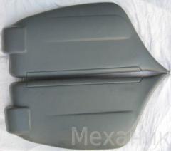 Буфер задний 2217-2804020(21) серый Соболь...