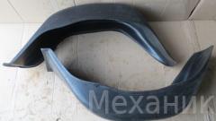 Подкрылки задние УАЗ-469 (1)