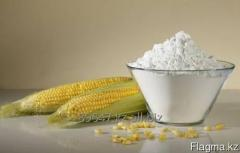 The modified corn starch of hot swelling Kleoram
