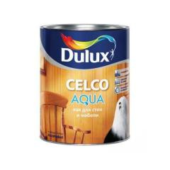 Varnish of CELCO AQUA 10 (opaque) 1 liter 5134959