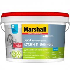 Водоэмульсионная краска Marshall д/КУХ.и