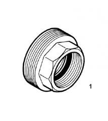 Резьбовые соединения - адаптeры типа RS